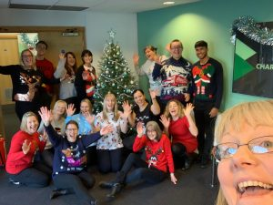 Christmas Jumper Day Blackthorns